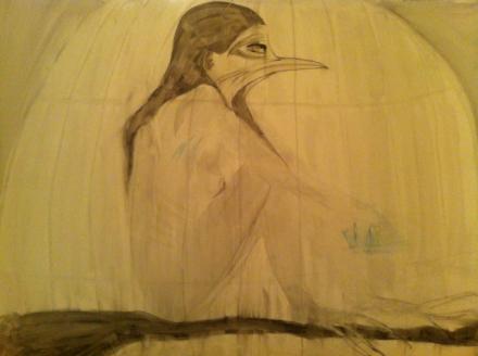 Bird Woman, Jennifer Allison