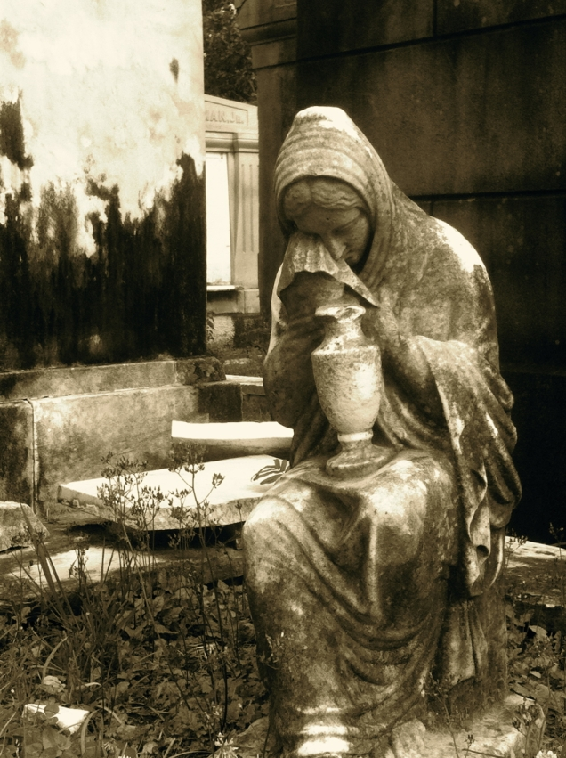 Death Weep, Jennifer Allison