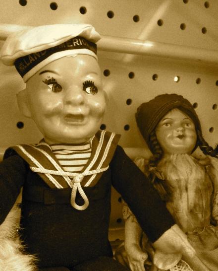 Doll Face, Jennifer Allison