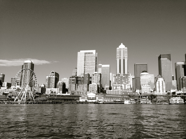 Seattle Skyline OSS