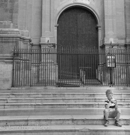 Little Boy - Granada Spain