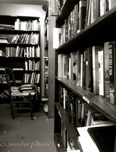 Bellingham WA books, Jennifer Allison