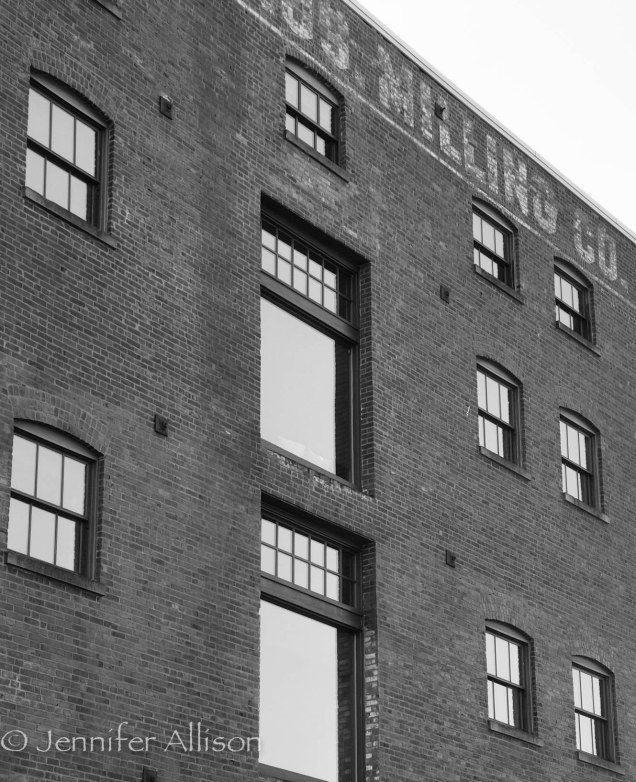 Tacoma Mill Building, Jennifer Allison