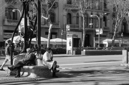 Rest, Barcelona Spain