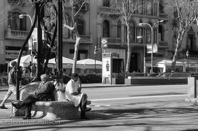 Rest, Barcelona Spain