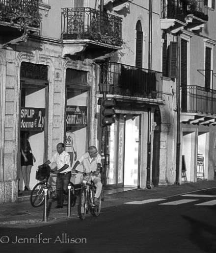 Men, Verona Italy