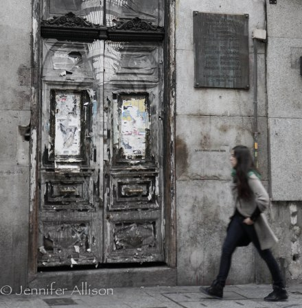 Madrid Door