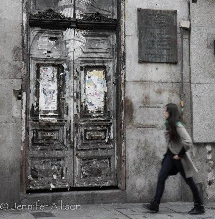 Madrid Door